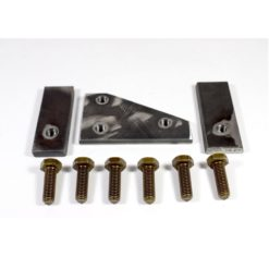 Weld-in Threaded Transmission Mount Plates