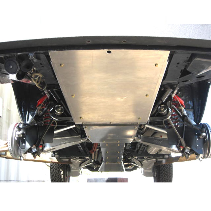 Syncro Skid Plate System - Bumper to Bumper