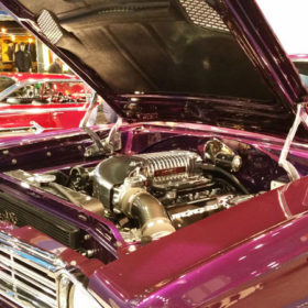 Plymouth Engine