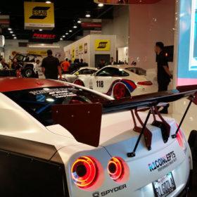Spyder Concept Car