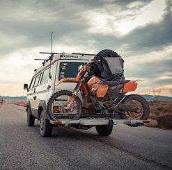 Burley Motorsports Heavy-duty, High-Clearance Trailer Hitch