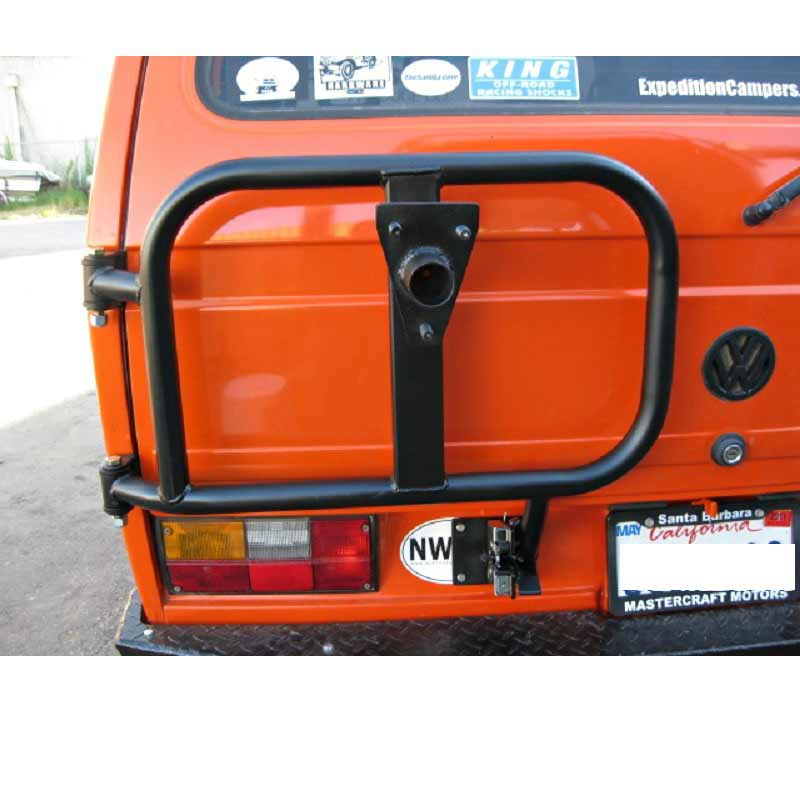 Swing-Out Rear Tire Carrier - Right Side / Left Side