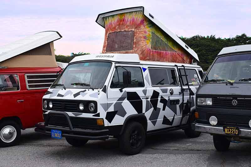 Burning Van - 3