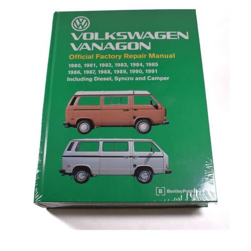 Vanagon-Repair-Manual