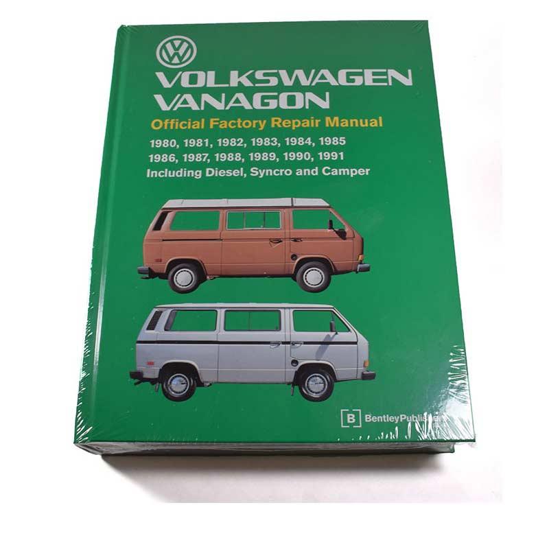 vanagon repair manual from bentley burley motorsports rh burleymotorsports net VW Squareback VW Bus